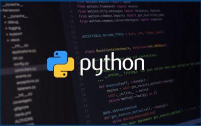 Basiques Python : Tableaux, listes, boucles, dictionnaires